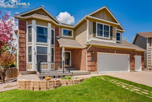 6522 Gemfield Drive, Colorado Springs, CO 80918 - #: 5047363