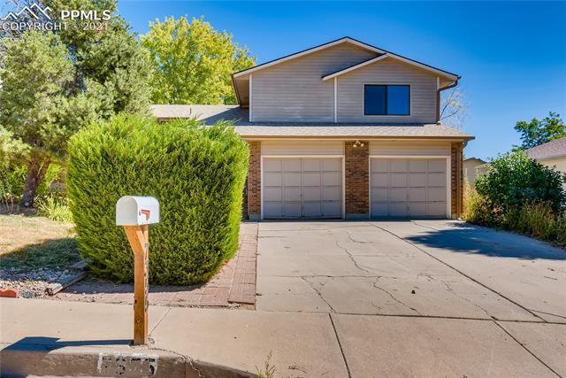 7355 Songbird Drive, Colorado Springs, CO 80911 - #: 6404363