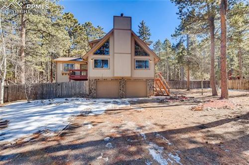 Photo of 605 Red Feather Lane, Woodland Park, CO 80863 (MLS # 3728364)