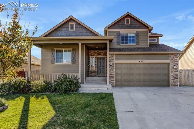 6203 San Mateo Drive, Colorado Springs, CO 80911 - #: 2320365
