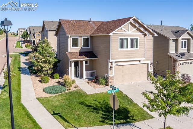 3865 Falconry Drive, Colorado Springs, CO 80922 - #: 1771366