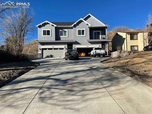 Photo of 2826-2828 Straus Lane, Colorado Springs, CO 80907 (MLS # 7112368)