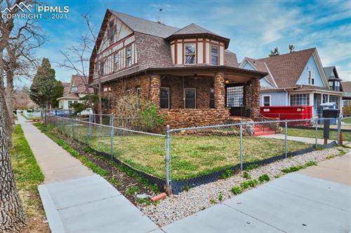 Tiny photo for 2104 N Nevada Avenue, Colorado Springs, CO 80907 (MLS # 9417368)