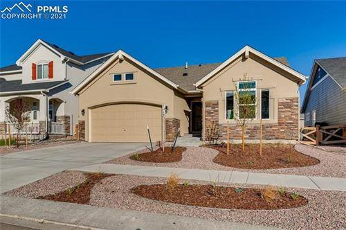 Photo of 7119 Fauna Glen Drive, Colorado Springs, CO 80927 (MLS # 6334369)