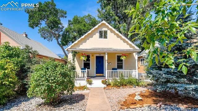 Photo for 422 N Prospect Street, Colorado Springs, CO 80903 (MLS # 6106371)