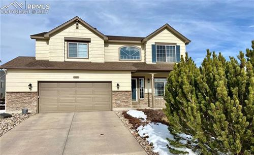 Photo of 337 Talus Road, Monument, CO 80132 (MLS # 5131372)
