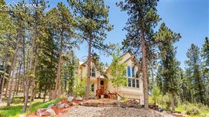 Photo of 951 Heather Court, Woodland Park, CO 80863 (MLS # 2880373)
