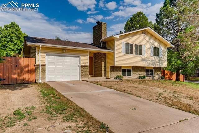 7175 Gold Pan Court, Colorado Springs, CO 80911 - #: 9575373