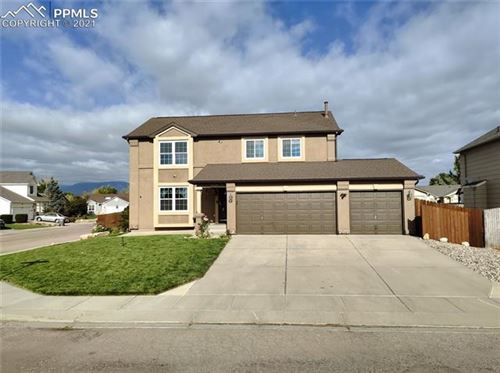 Photo of 859 S Candlestar Loop, Fountain, CO 80817 (MLS # 3412374)