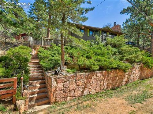 Photo of 10870 Olathe Street, Green Mountain Falls, CO 80919 (MLS # 6300375)