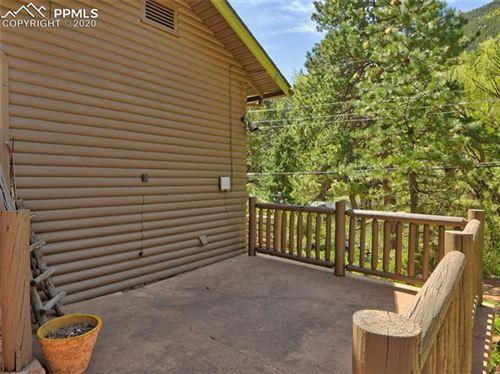 Tiny photo for 10870 Olathe Street, Green Mountain Falls, CO 80819 (MLS # 6300375)