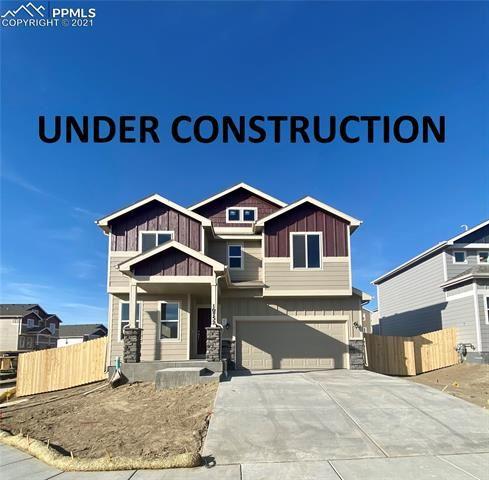 Photo of 6862 Yocona Drive, Colorado Springs, CO 80925 (MLS # 7989375)