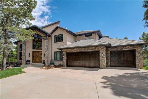 Photo of 751 Silver Oak Grove, Colorado Springs, CO 80906 (MLS # 8632375)