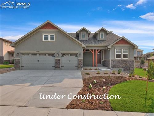 Photo of 17565 Pond View Place, Colorado Springs, CO 80908 (MLS # 3291376)