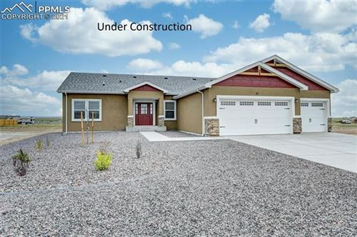 Photo of 852 E Sandusky Drive, Pueblo West, CO 81007 (MLS # 7773376)