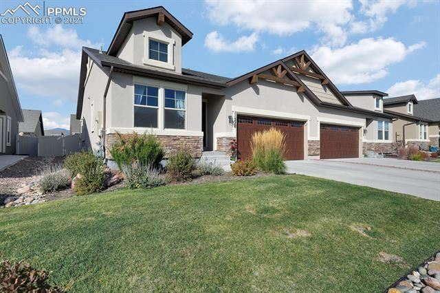 Photo for 11228 Cold Creek View, Colorado Springs, CO 80921 (MLS # 6420376)