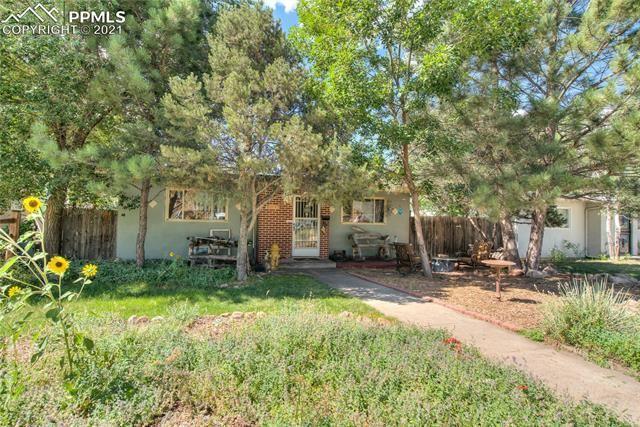 Photo for 3215 W Kiowa Street, Colorado Springs, CO 80904 (MLS # 7261376)