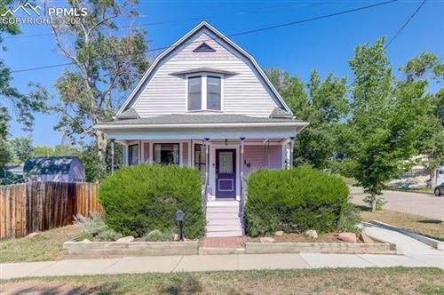 Photo of 116 N 24th Street, Colorado Springs, CO 80904 (MLS # 6624377)