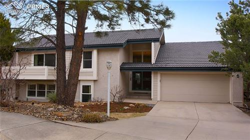 Photo of 1160 Popes Valley Drive, Colorado Springs, CO 80919 (MLS # 7825377)