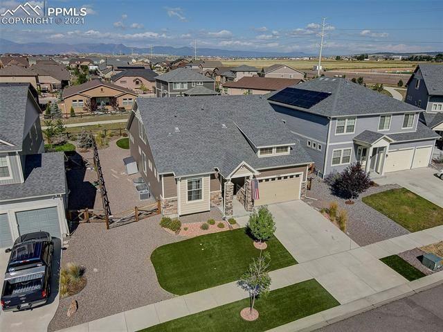 7166 Horizon Wood Lane, Colorado Springs, CO 80927 - #: 4458377