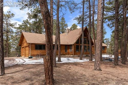 Photo of 17275 E Goshawk Road, Colorado Springs, CO 80908 (MLS # 5910378)