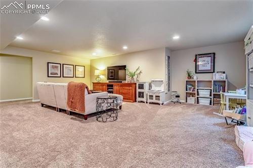 Tiny photo for 7874 Wagonwood Place, Colorado Springs, CO 80908 (MLS # 2500379)