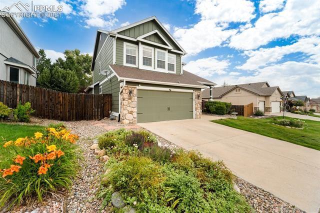 7292 Gardenstone Drive, Colorado Springs, CO 80922 - #: 1254379