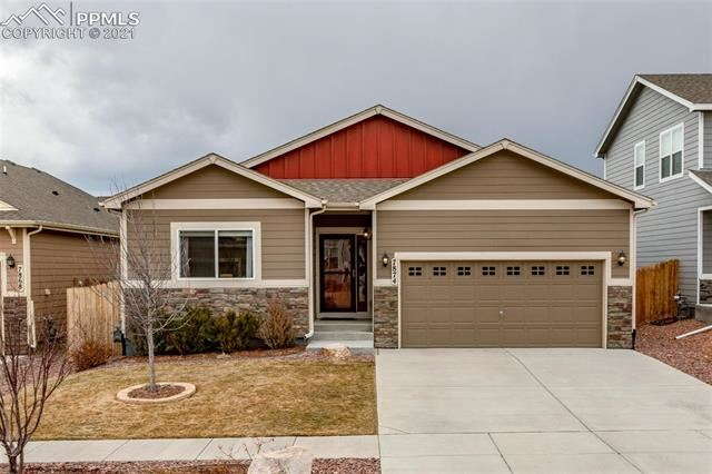 Photo for 7874 Wagonwood Place, Colorado Springs, CO 80908 (MLS # 2500379)