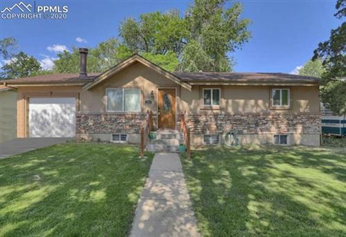 Photo of 1234 Baylor Drive, Colorado Springs, CO 80909 (MLS # 7548380)