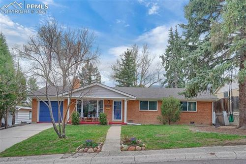 Photo of 1009 Arcturus Drive, Colorado Springs, CO 80905 (MLS # 9587382)