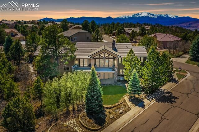 4853 Linfield Court, Colorado Springs, CO 80918 - #: 2333382