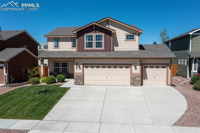 7587 Forest Valley Loop, Colorado Springs, CO 80908 - #: 5335382