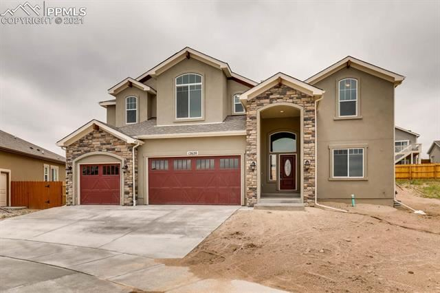 5665 Makalu Drive, Colorado Springs, CO 80924 - #: 4389383