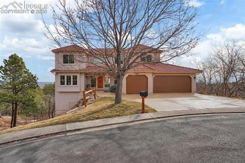 Photo of 1415 Whimsy View, Colorado Springs, CO 80906 (MLS # 5216384)