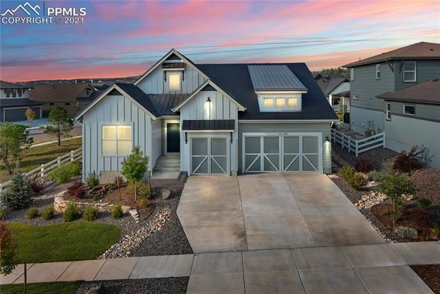 1110 Kelso Place, Colorado Springs, CO 80921 - #: 9841385
