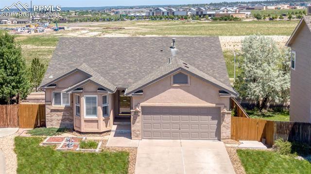 9379 Prairie Clover Drive, Colorado Springs, CO 80920 - #: 9911386