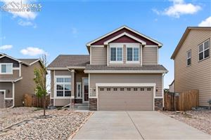 Photo of 6548 Roundup Butte Street, Colorado Springs, CO 80925 (MLS # 8582387)