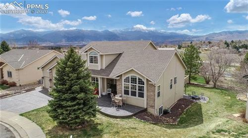 Tiny photo for 3420 Palmer Hill Court, Colorado Springs, CO 80907 (MLS # 7655389)