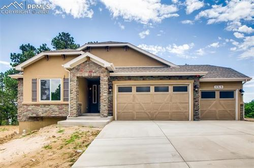 Photo of 5315 Old Star Ranch View, Colorado Springs, CO 80906 (MLS # 3519390)