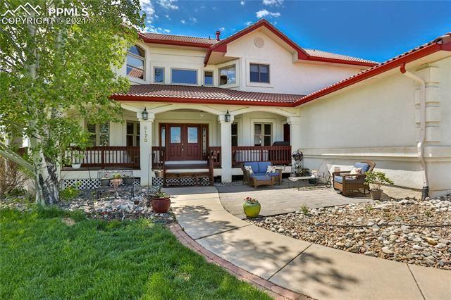 8175 Walker Road, Colorado Springs, CO 80908 - #: 3357390