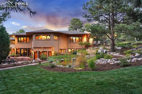 Photo of 660 Winding Hills Road, Monument, CO 80132 (MLS # 9251391)