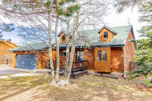 Photo of 1040 W Bowman Avenue, Woodland Park, CO 80863 (MLS # 5618392)