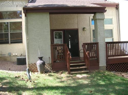 Tiny photo for 550 Autumn Crest Circle #B, Colorado Springs, CO 60919 (MLS # 7634392)