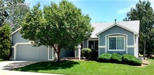 Photo of 6658 Showhorse Court, Colorado Springs, CO 80922 (MLS # 1458396)