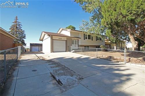 Photo of 208 Harvard Street, Colorado Springs, CO 80911 (MLS # 3308396)