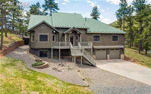 Photo of 2441 Glen Cove Drive, Woodland Park, CO 80863 (MLS # 9366396)
