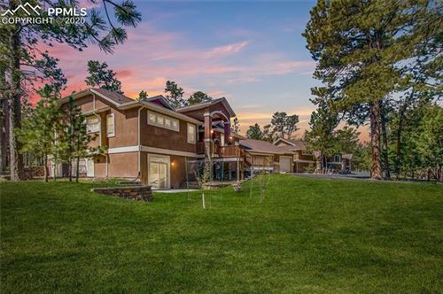 Photo of 10805 Hat Creek Place, Colorado Springs, CO 80908 (MLS # 4027397)