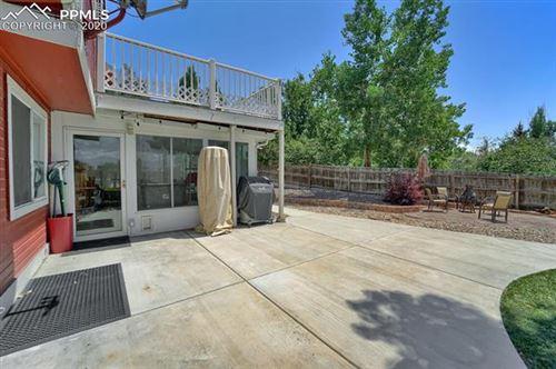 Tiny photo for 6545 Campfire Court, Colorado Springs, CO 80922 (MLS # 6034397)