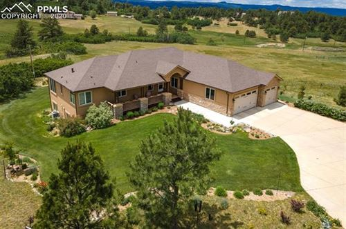Photo of 14197 Furrow Road, Larkspur, CO 80118 (MLS # 7210399)