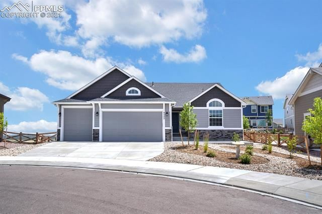 9355 Blue Birch Court, Colorado Springs, CO 80927 - #: 4078399